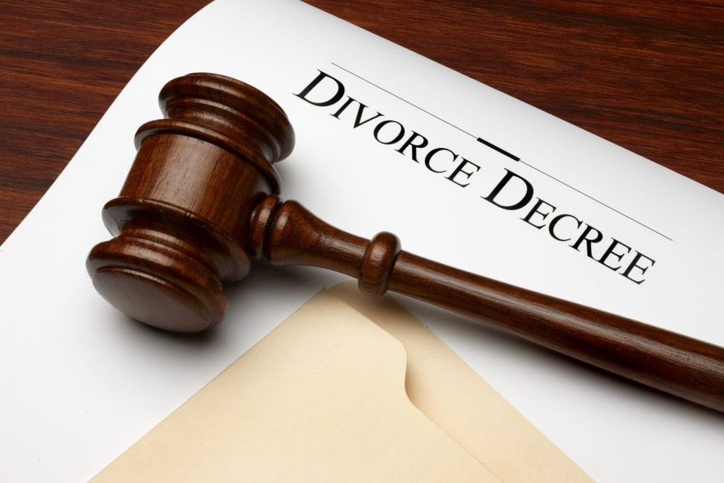 what to do if your spouse doesn't want to file for divorce